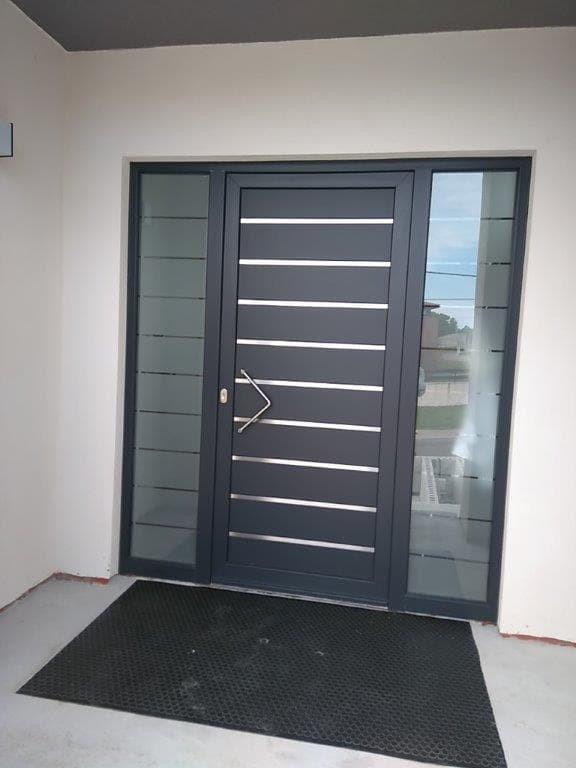 Puertas de entrada - Ver puertas de madera ...