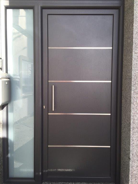 Puertas de entrada for Modelos de puertas y precios